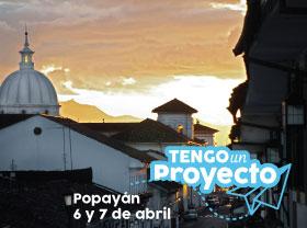 Encuentro por la Paz – Popayán
