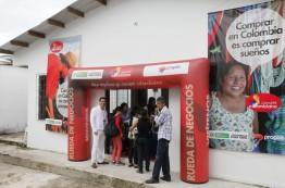 """Mipymes del Amazonas propiciaron negocios por más de $2.294 millones en rueda de negocios """"Compre Colombiano"""" en Leticia."""