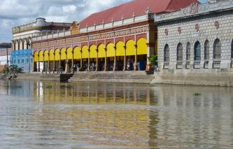 Propaís avanza en la Intervención a la plazas de mercado de Lorica