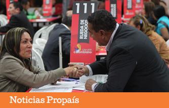 Exitoso balance del gran encuentro de negocios Compre Colombiano