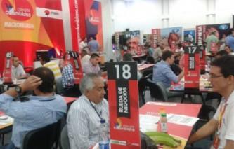 Negocios superiores a los $ 3 mil millones dejó rueda empresarial Compre Colombiano en Montería