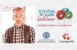 Invitación: El jueves 17 de octubre como preámbulo a Festilana te invitamos al conversatorio con Roberto López Etxeberria