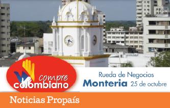 Compre Colombiano llega a Montería
