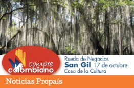 Rueda de negocios en San Gil – Santander