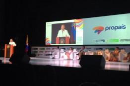 Presidente Santos resalta labor de Propaís y Compre Colombiano por el desarrollo del mercado interno