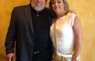 Steve Wozniak inspiró a los más de 1500 empresarios que asistieron al III Foro Mesoamericano de la Pyme y VIII Foro Colombiano de la Mipyme