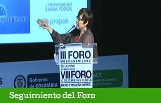 Dora María Peñaloza: Innovación → Territorio → Desarrollo