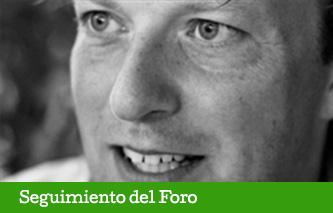 """Ronald Kleverlaan Un evangelista del """"Crowdfunding"""" en Cartagena"""