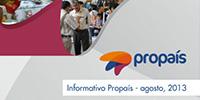 Informatico Propaís - Agosto 2013
