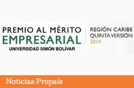 Premio al Mérito Empresarial-Universidad Simón Bolívar