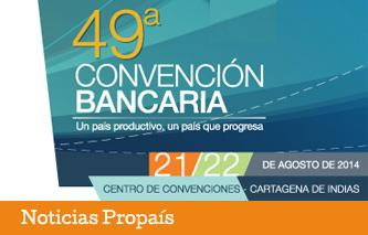 Análisis económico y financiero del país en la 49ª Convención Bancaria