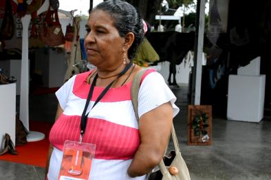 Empresarios palmiranos víctimas del conflicto armado ofertaron sus productos
