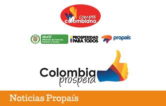 Compre Colombiano, de la mano con Colombia Prospera