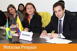 Brasil y Colombia atienden agenda de interés de la industria