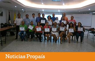 Cierre del Programa Rueda Social en Cúcuta