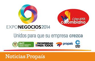 """De la mano con """"Exponegocios"""" Macrorrueda Compre Colombiano en Cali"""