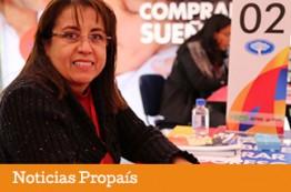 Pequeños y medianos empresarios se lucieron en Rueda Social del barrio Restrepo