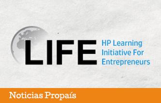 Ciclo de capacitaciones PROPAÍS - HP