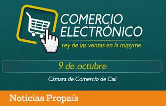 Compre Colombiano en Foro Empresarial sobre comercio electrónico