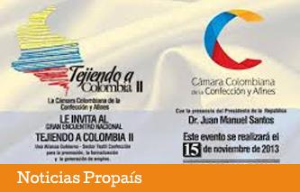 Tejiendo a Colombia