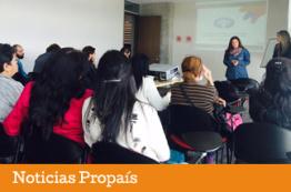 Empresarios de Rueda Social entran a ser parte del mundo digital