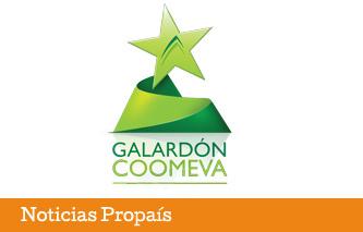 Ganadores del Galardón Coomeva al emprendimiento empresarial 2014
