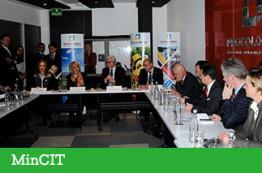 Empresarios alemanes están interesados en invertir en Colombia