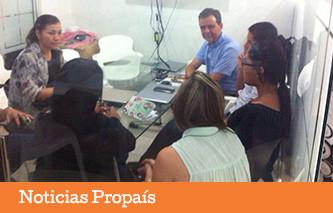 Propaís convoca a entidades y empresarios interesados en proyecto de Microfranquicias en Colombia