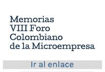 VIII Foro Colombiano de la Microempresa