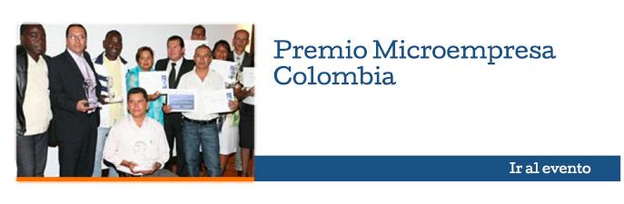 Premio Microempresa Colombia