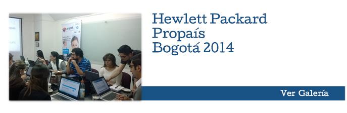 Propaís - Bogotá 2014