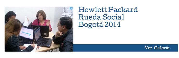 Rueda Social - Bogotá 2014