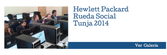 Rueda Social - Tunja 2014